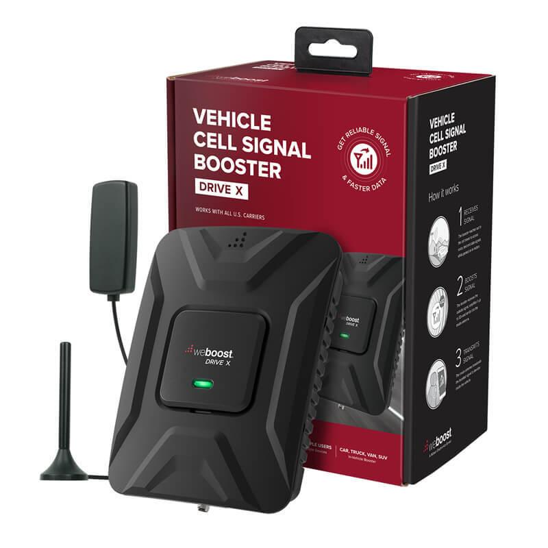 weboost drive x signal booster kit