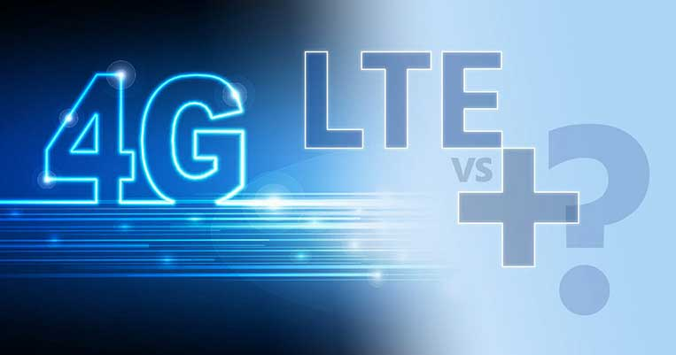 lte vs lte plus advanced