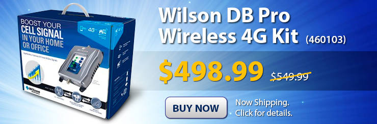 Wilson DB Pro 4G Wireless Kit