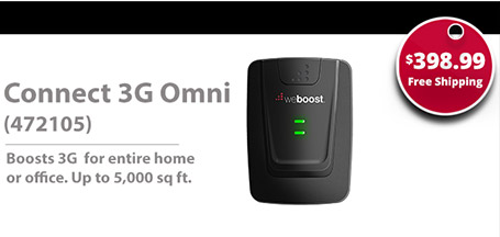 weBoost 472105 Connect 3G Omni