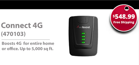 weBoost 470103 Connect 4G