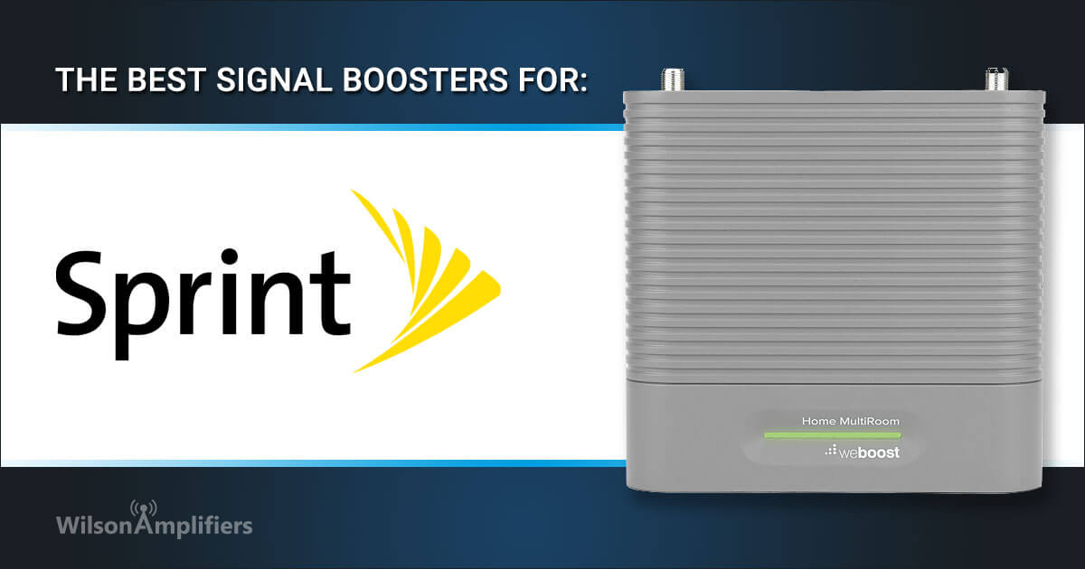 sprint cell phone booster