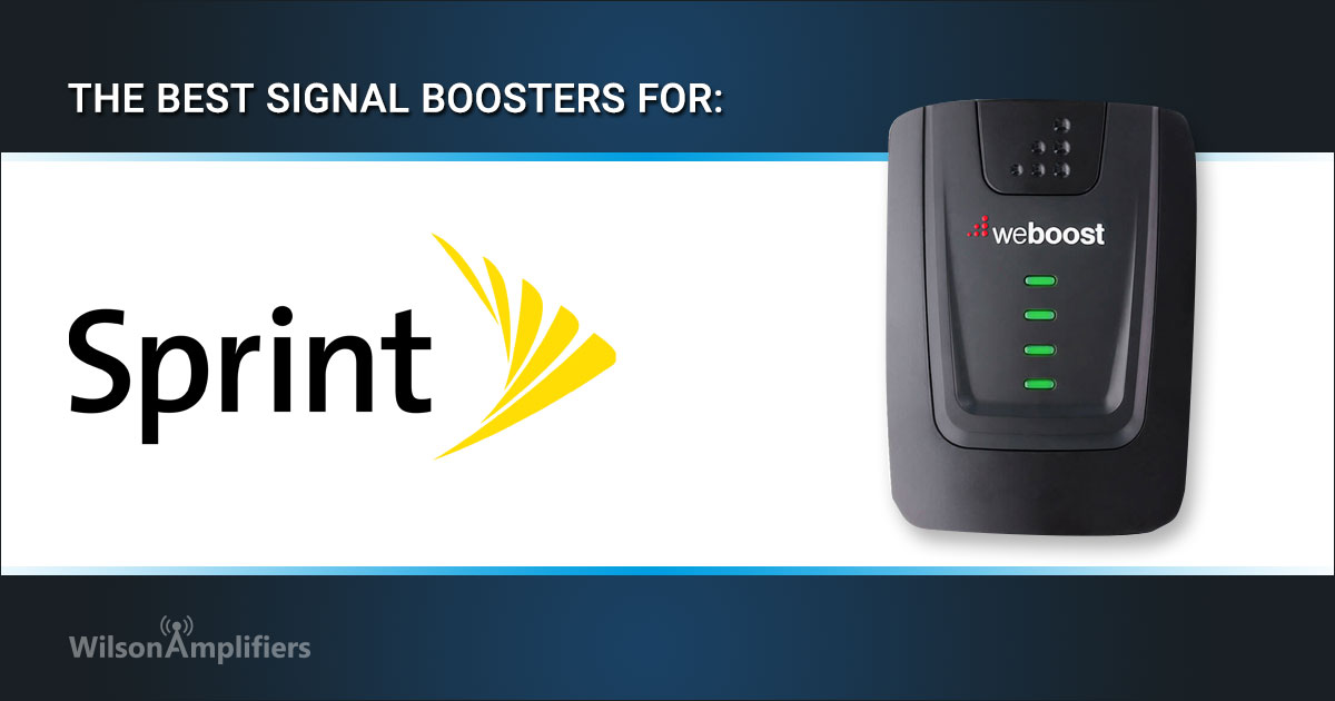 7 Best Sprint Signal Boosters for Home, Office, and Car