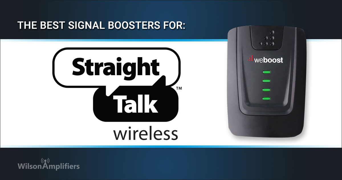 7 Best Straight Talk Signal Boosters for Home, Office, and